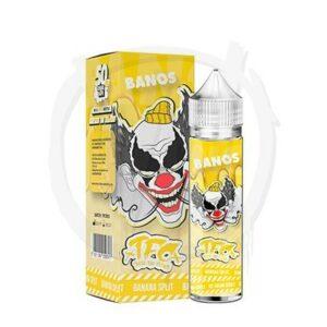 Fog Clown - E-Juice - Banana Split