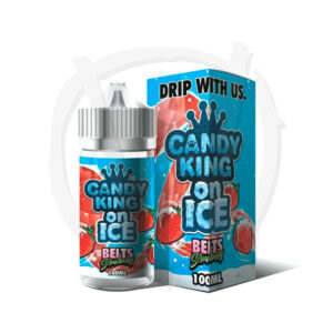 Candy King Ice - Strawberry Belts